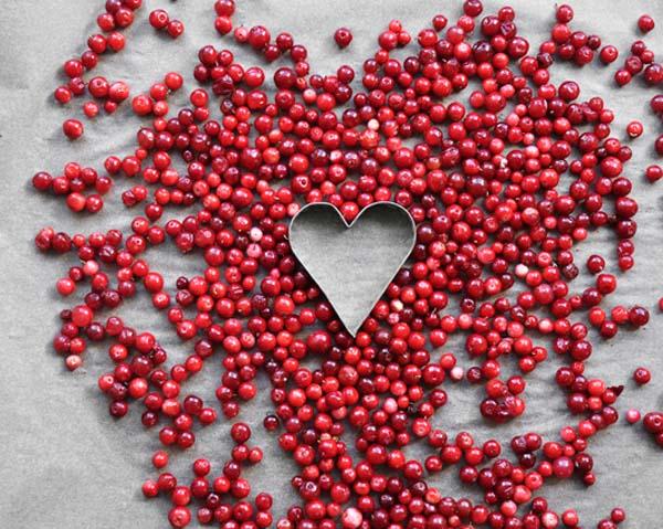 Lingon, hjärtform - lingon och osötad lingonjuice bättre än Metformin mot diabetes typ 2?